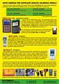 Akční nabídka pro komplexní analýzu solárních panelů